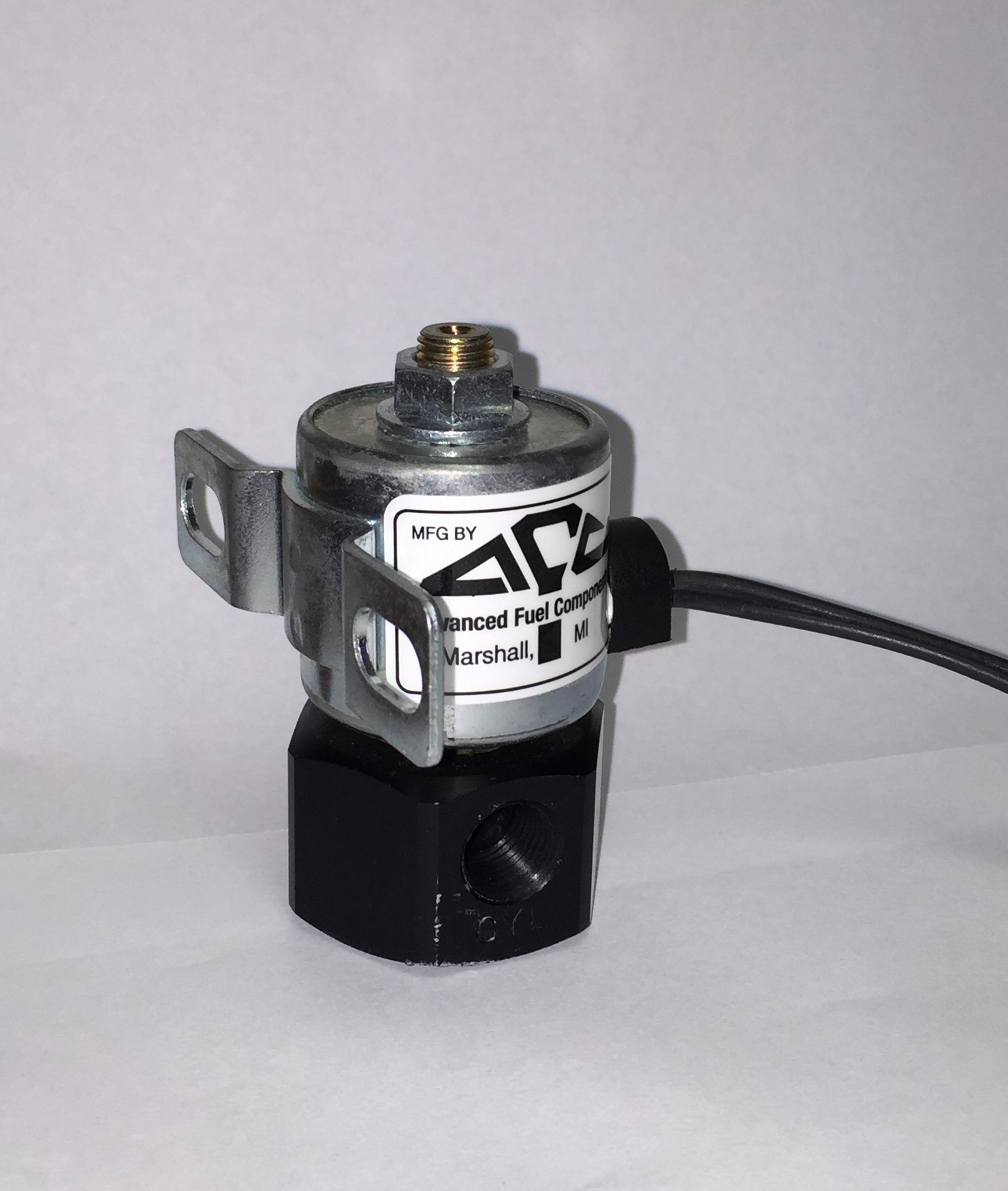 AFC 301NCBN 3-Way Solenoid Shut Off Valve
